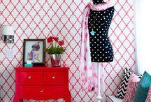 Guest Room / by Emily QueenVelvet Johnson