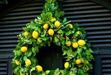Garlands, Wreaths, Swags