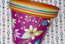 4)Flower Pot