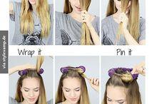 Haare;)