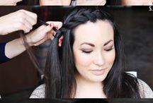 hair / hair tutorials : hair do , coloration and mermaid hair