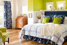 Master Bedroom / by Marianne Herman