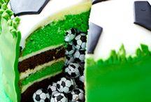 bolos de futebol