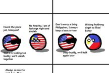 Countryball Comics