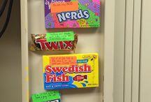 Birthday locker ideas