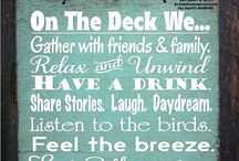 Deck RULEs