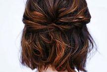 Peinados para cabellos cortos