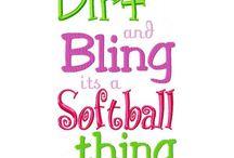 Play Like a Girl: Softball