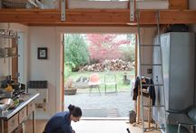 Garage huis project
