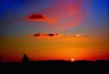 sunsets/sunrises / by kelevrah