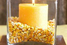 Candle Displays / by Wanda Addison