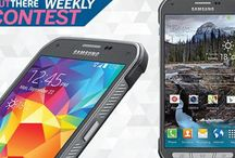 Samsung Galaxy S5 Active Contest / Enter now for your chance to win a Samsung Galaxy S5 Active