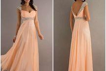 vestidos de fiesta / vestidos de noche vieja