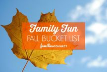 Fabulous Fall | A Fall Bucket List / The Families Connect App is the online tool helping people stay in touch with those who matter most—families and friends. Using the app members document and share life's important moments privately and securely with only the family and friends they select.