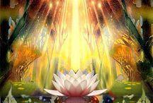 Spiritualité / Tout ce qui nous élève et nous fait sentir bien