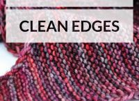 Knitting hints