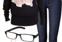 Glasses and my style / by Sarah Smith