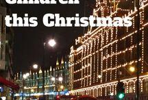 Christmas Travel / Christmas Travel ideas and destinations