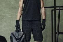 Men's Apparel / by Lin ur