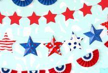 4th of July DIY / 4th of July DIY, Sewing,