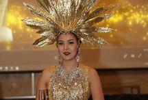 Champagne Lady - Magma Event Bangkok