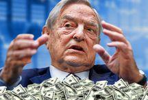 Soros Donates To Destructive Forces