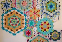 New Hexagon - Millefiore / by Karen Thompson