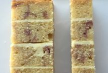 Cake Serving Size Guide / Australian cake serving size examples.  Dessert cake serve and coffee cake serve.