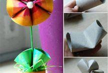 Artesanato e Reciclagem