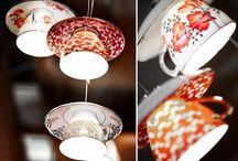 Lámparas originales - Original lamps / Ideas originales que iluminarán tu vida