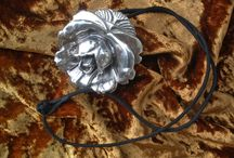 SILVER ROSE JEWELRY / EXCEPTIONAL SILVER ROSE JEWELRY