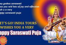 Vasant Panchmi / We wish you all a veru Happy Saraswati Puja  http://letsgoindiatours.blogspot.in/2016/02/vasant-panchami.html