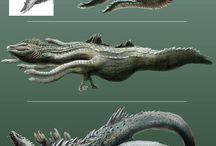 Leviathan tattoo project