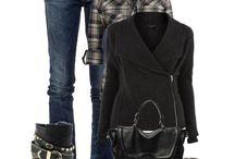 Vaatteet ja yhdistelmät