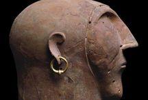 ceramic archeology etruscan / céramique étrusque : ancetre de la sigillée