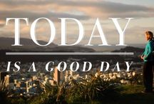 Today is a Good Day in Wellington / 7 ads in 7 days. Today is a Good Day is all about capturing those moments in #Wellington when you realise life is awesome http://bit.ly/18jYdIg