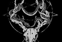 occult ,witchcraft, dark art , satanic art
