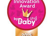 BabyStuf Baby Innovation Award / De genomineerden van de Baby Innovation Award. www.babyinnovationaward.nl