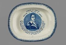 Historical Blue Staffordshire / Do you have transferware you would like to sell? Email photographs to info@pookandpook.com or call (610) 269-4040 to speak with an appraiser.