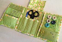 Travel or Sewing kit - Quilted! / by Leigh Rondeau Jackett