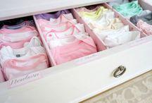 baby organized