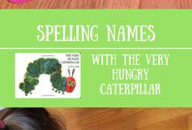 Literacy Activities for Toddlers