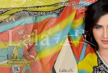 Mashaal by Lala / Lawn Collection 2014