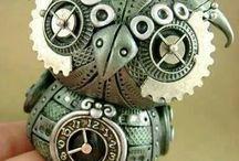 steampunk / moda,biżuteria steampunkowa