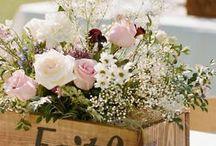 ブライダル装花「ピンク」