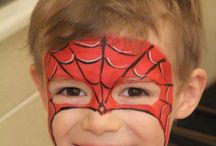 Face Painting / kids face painting ideas
