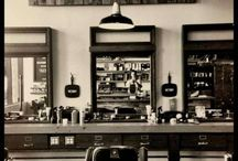 Men's salon