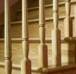 Traditional Style Staircases / The Liverpool Joinery Company provide carpentry services throughout the UK. They specialise in; staircase renovations, home office builds and bedroom builds.  All staircases are designed and built by us.