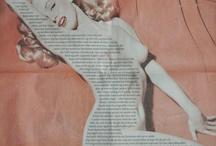 Marilyn Monroe / by Camilla Rohde Madsen