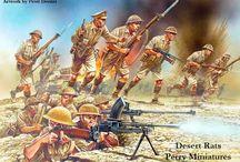 guerre du desert ww2